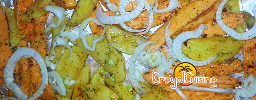 Mestizo Fries Recipe