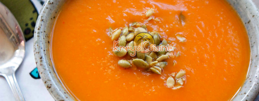 Cream of Red Pepper Recipe