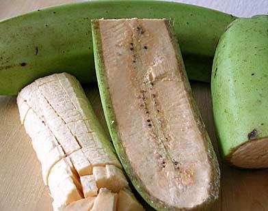 La banane plantain