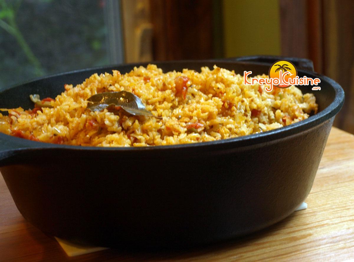 Recettes cr oles de riz - Cuisine creole antillaise ...